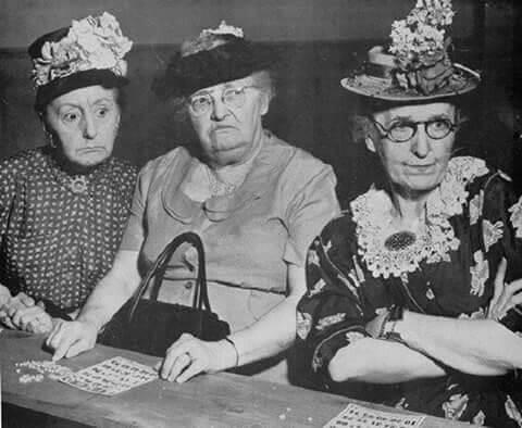 women and gambling