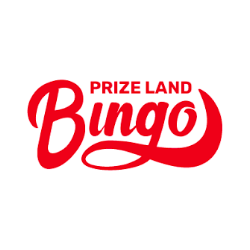 prize land bingo logo bestbingouk