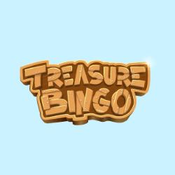 treasure bingo logo bestbingouk