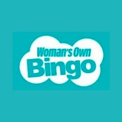 womans own bingo logo bestbingouk
